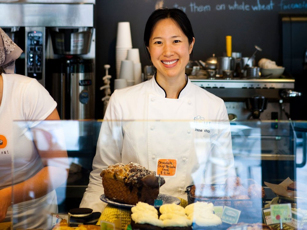 "Boston Pastry Chef Joanne Chang Follows Her Sweet Tooth to ""Flour"""
