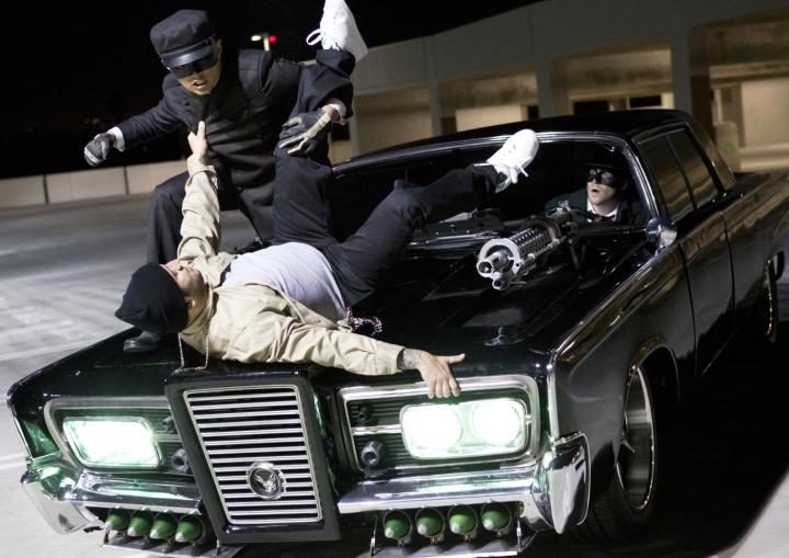 Jay Chou Steals the Spotlight in 'The Green Hornet'