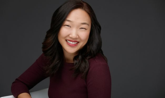 """Yumi Chung"" Gets Serious About Comedy"