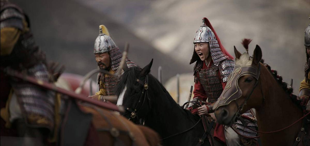 Mulan, a Different Kind of Warrior