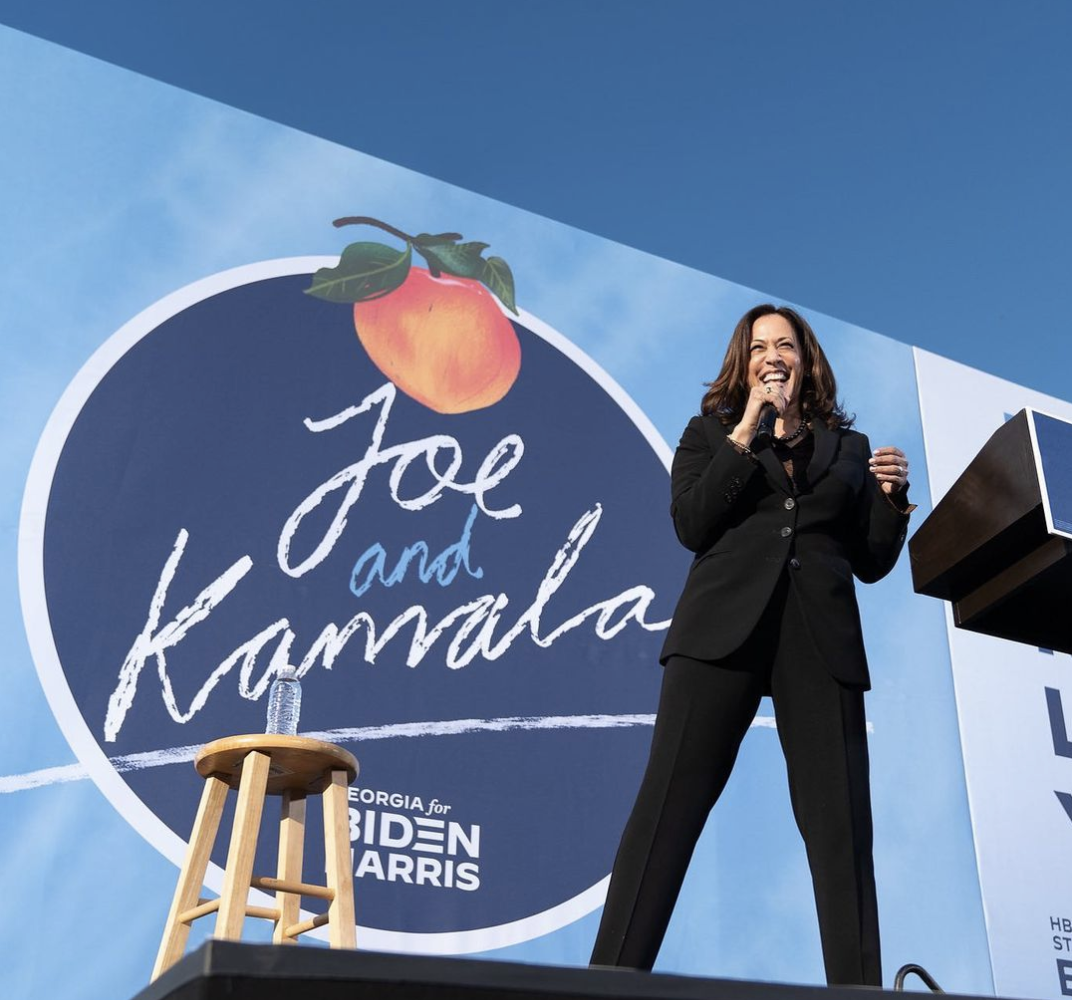 """""""We did it""""—Reflections on Kamala Harris: How we will celebrate her and hold her accountable as our new VP"""