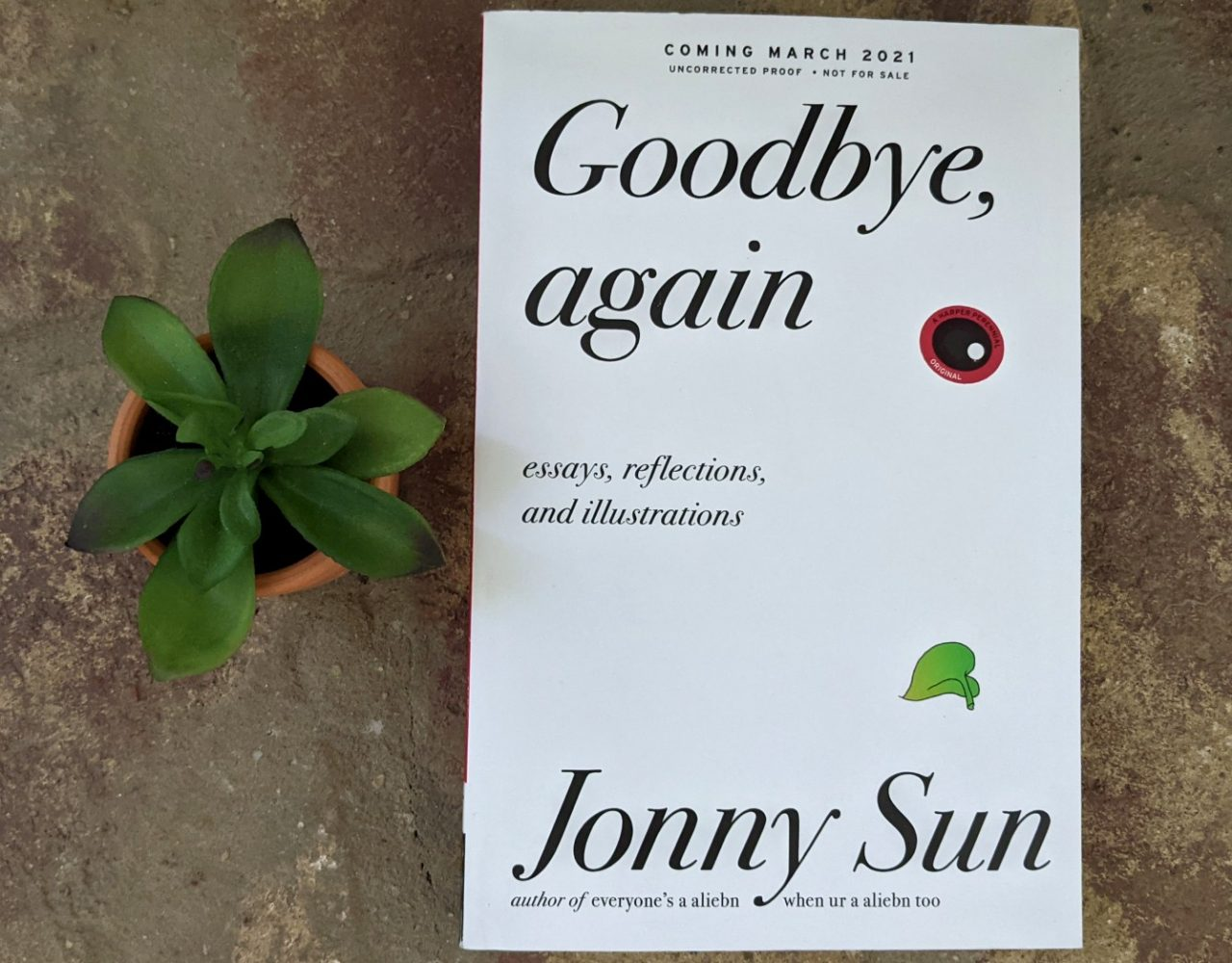 """How Jonny Sun Evolved by Learning to Say """"Goodbye, Again"""""""