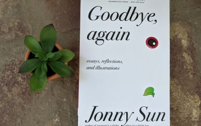 "How Jonny Sun Evolved by Learning to Say ""Goodbye, Again"""