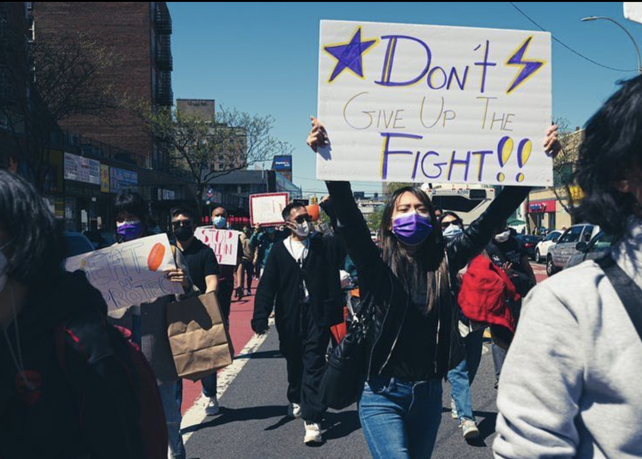 These Anti-Asian Racism Organizations Are Proof That Care— NOT COPS —  Protects The Community